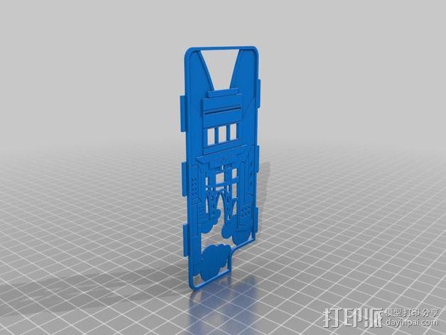 手机壳 3D模型  图1