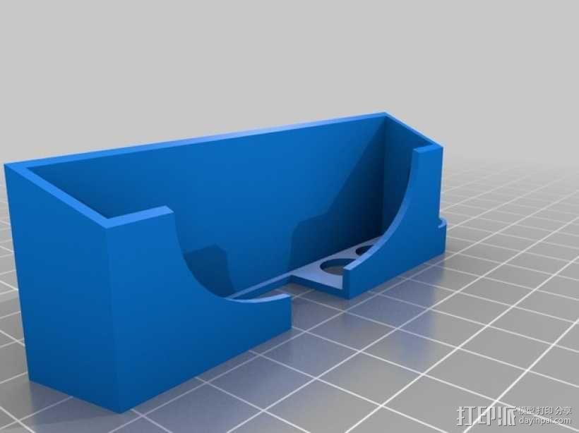 三星S2 S3  3D模型  图2