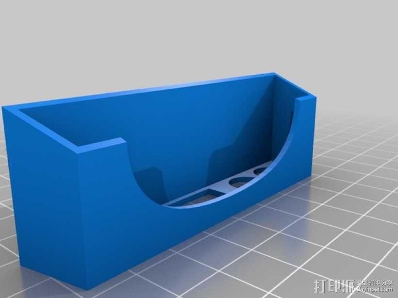 三星S2 S3  3D模型  图3