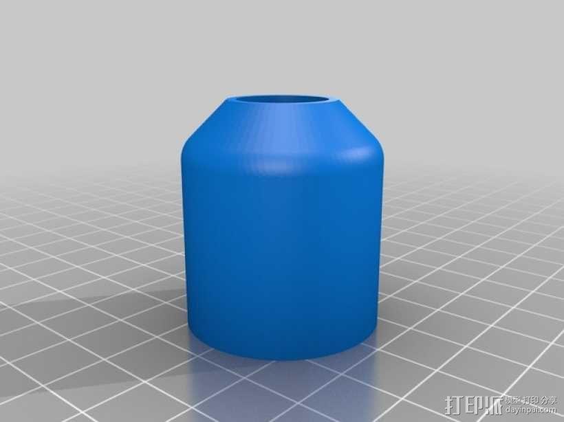 电动螺丝刀 3D模型  图3