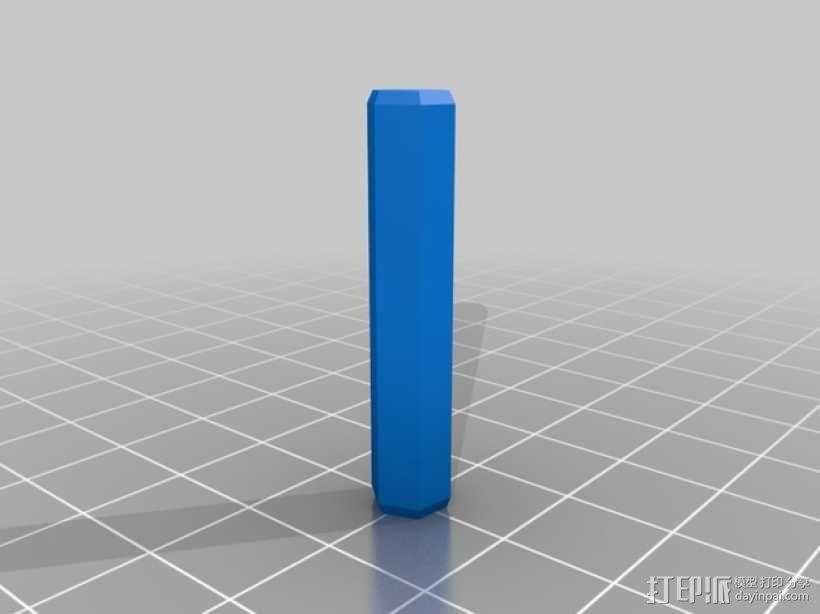 电动螺丝刀 3D模型  图4