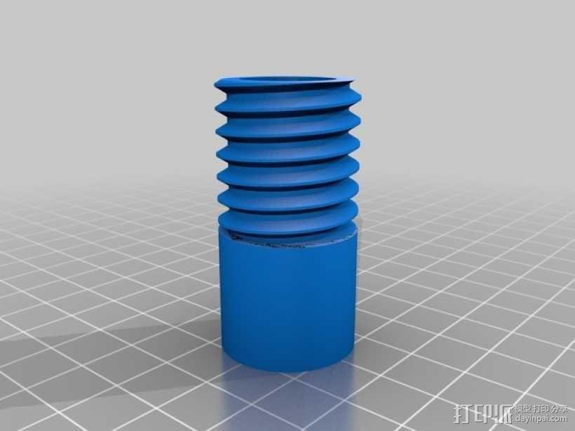 电动螺丝刀 3D模型  图5