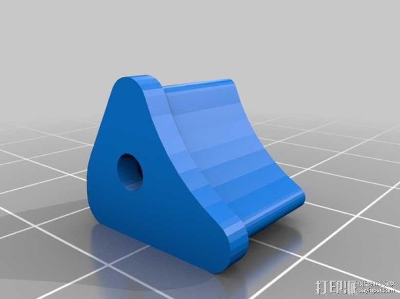 挂载 3D模型  图3