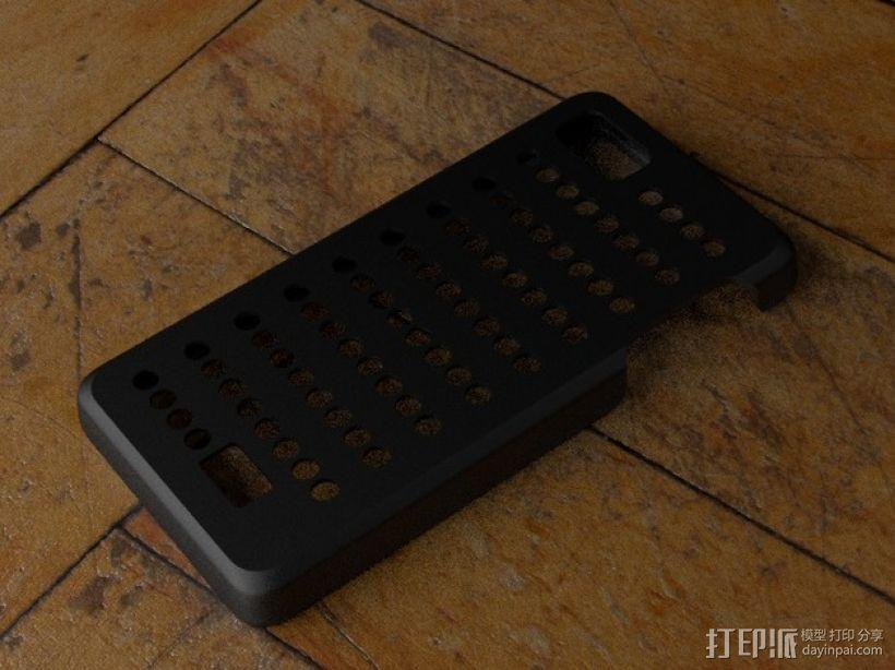 手机壳 3D模型  图2