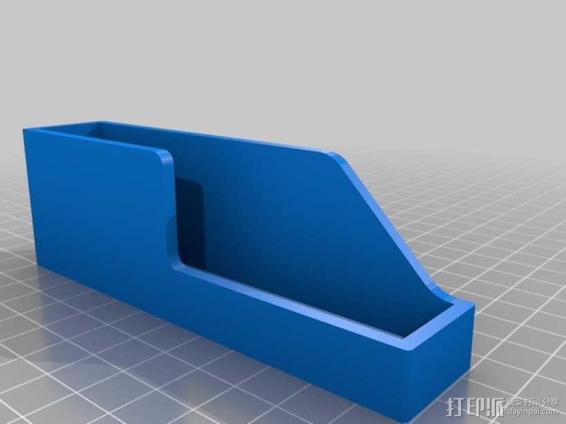 诺基亚N900三角支架 3D模型  图4