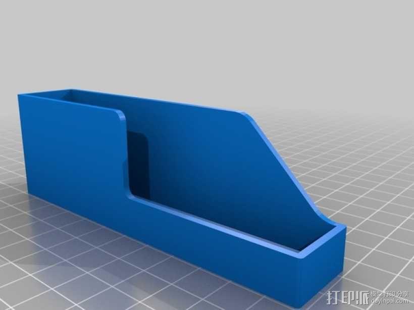 诺基亚N900三角支架 3D模型  图5
