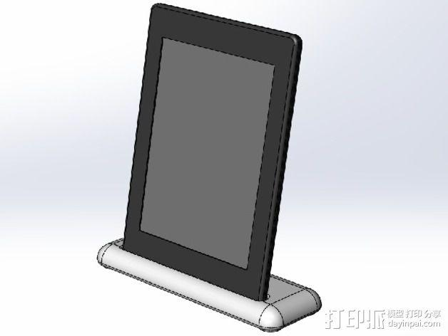 Kindle Paperwhite 3D模型  图1