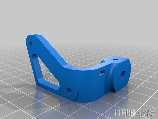 摄像头支架 3D模型  图5