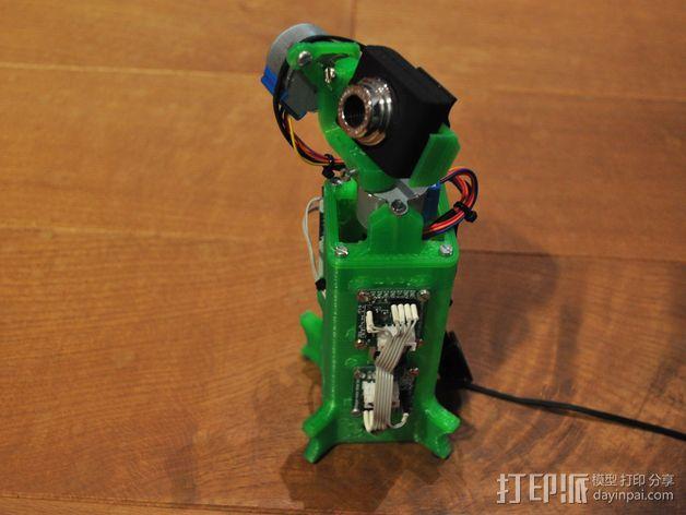 摄像头支架 3D模型  图12