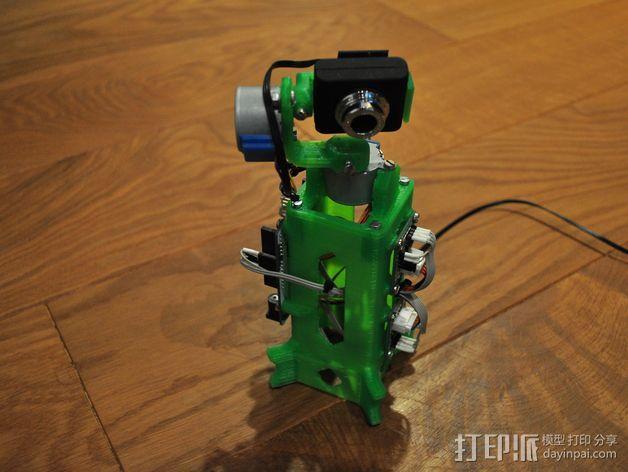 摄像头支架 3D模型  图11