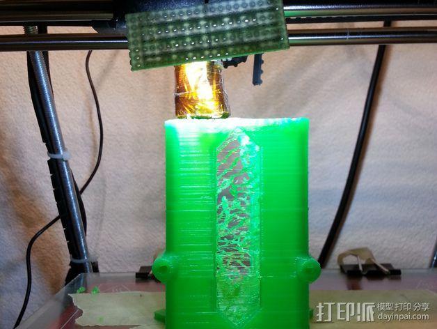 摄像头支架 3D模型  图16