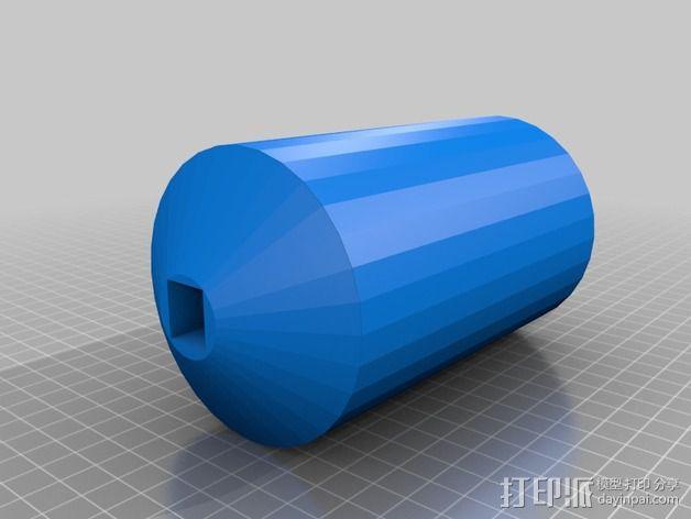 立柱 3D模型  图6