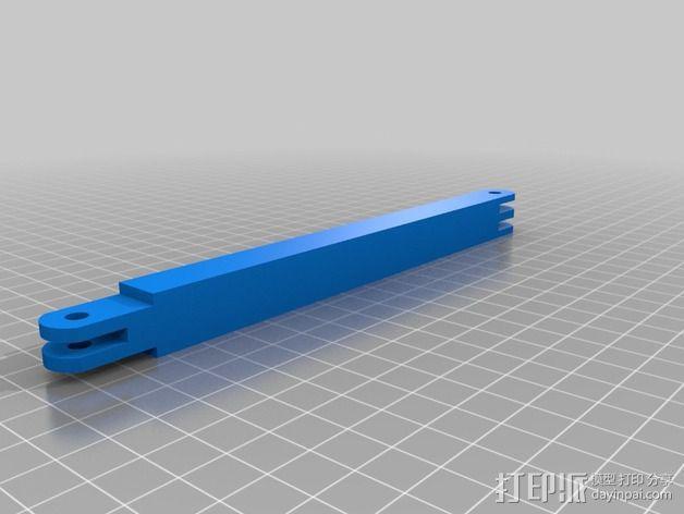 立柱 3D模型  图7