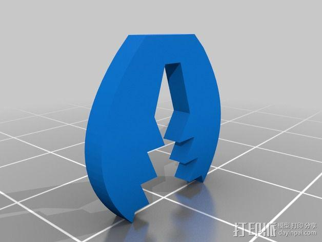 3D马里奥场景 3D模型  图3