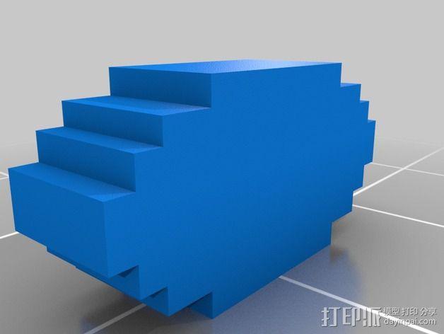 3D马里奥场景 3D模型  图15