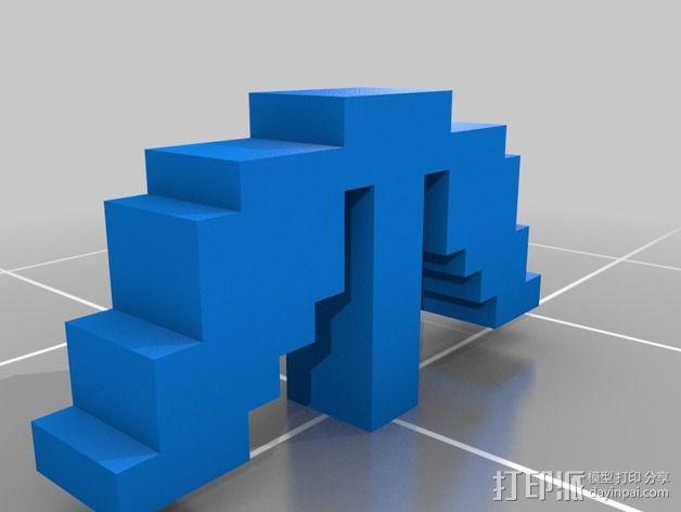 3D马里奥场景 3D模型  图18