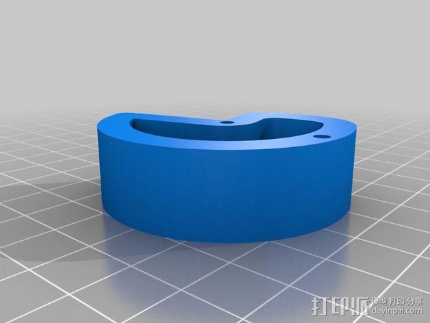 三星gear支架 3D模型  图4