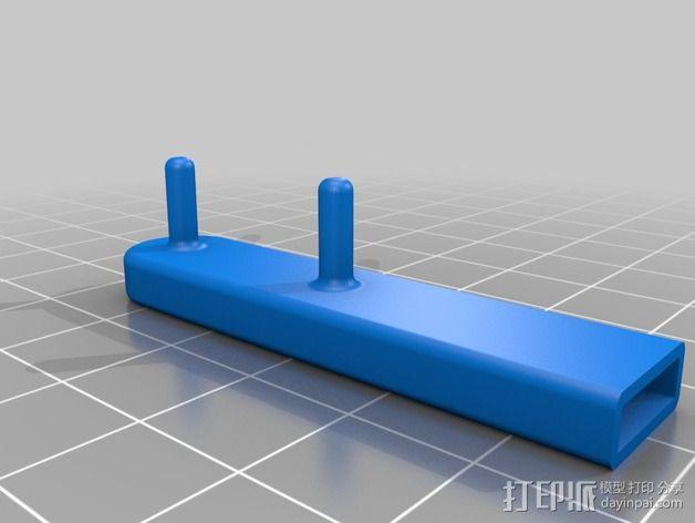 三星gear支架 3D模型  图6
