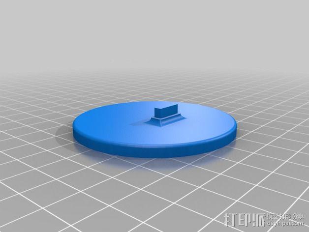 三星gear支架 3D模型  图5