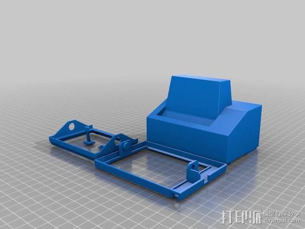 苹果显示器罩 3D模型  图5