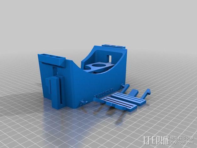 滤镜眼镜 3D模型  图2