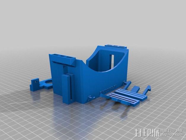 滤镜眼镜 3D模型  图3