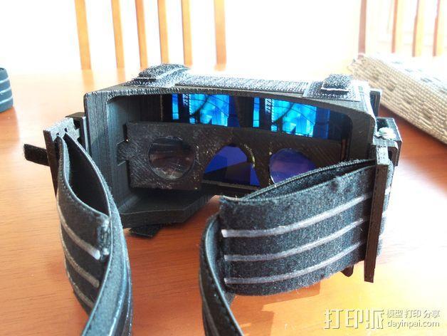 滤镜眼镜 3D模型  图5