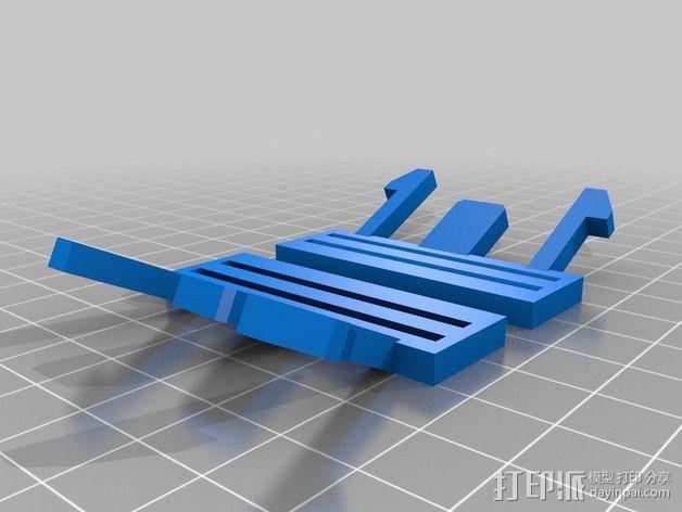 滤镜眼镜 3D模型  图8