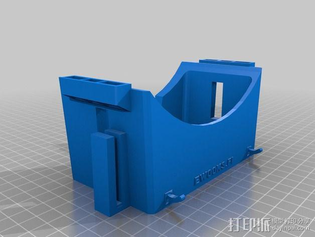 滤镜眼镜 3D模型  图7