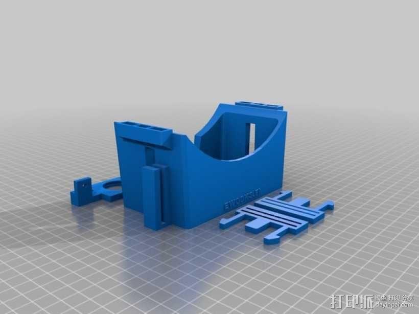 滤镜眼镜 3D模型  图10