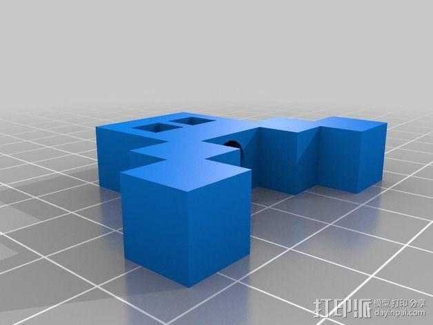 人形 3D模型  图4