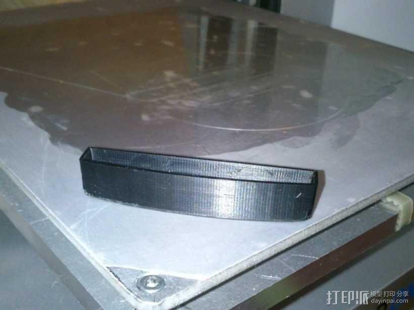 Sony XPERIA手机壳 3D模型  图1