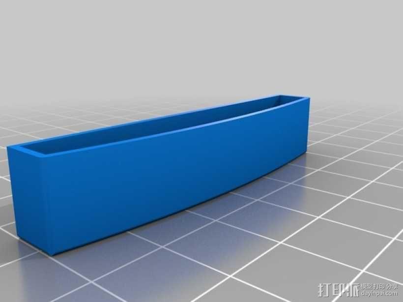 Sony XPERIA手机壳 3D模型  图2