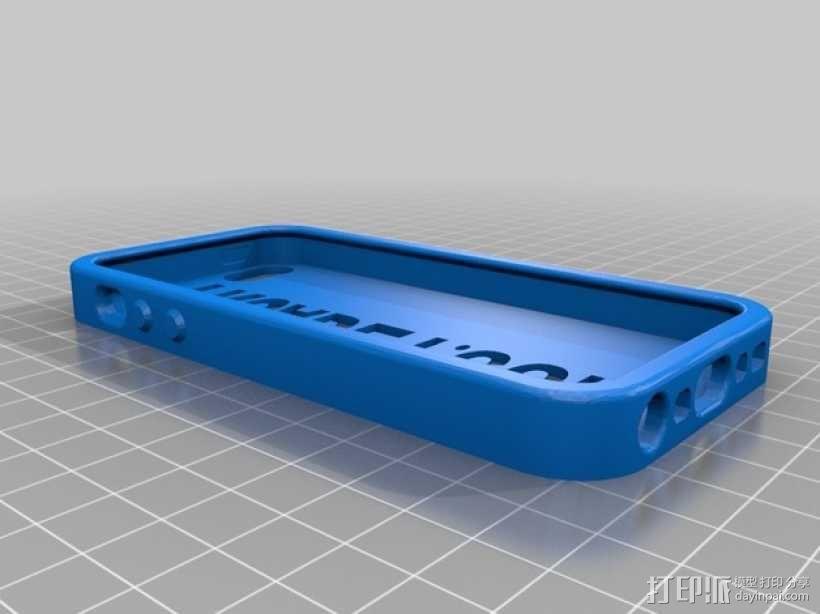 苹果手机壳 3D模型  图6