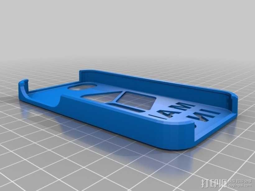 苹果手机壳 3D模型  图7