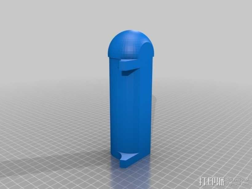 苹果手机座 3D模型  图3