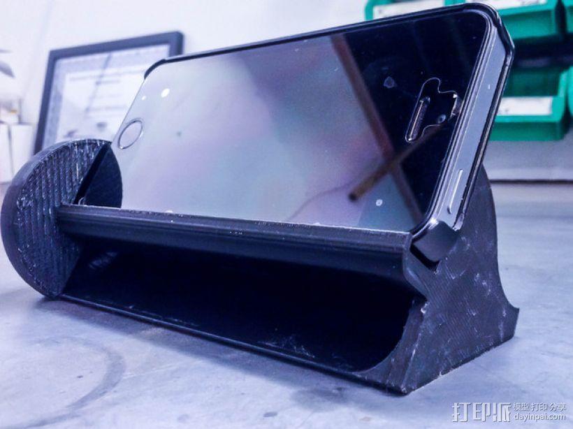 苹果手机座 3D模型  图6
