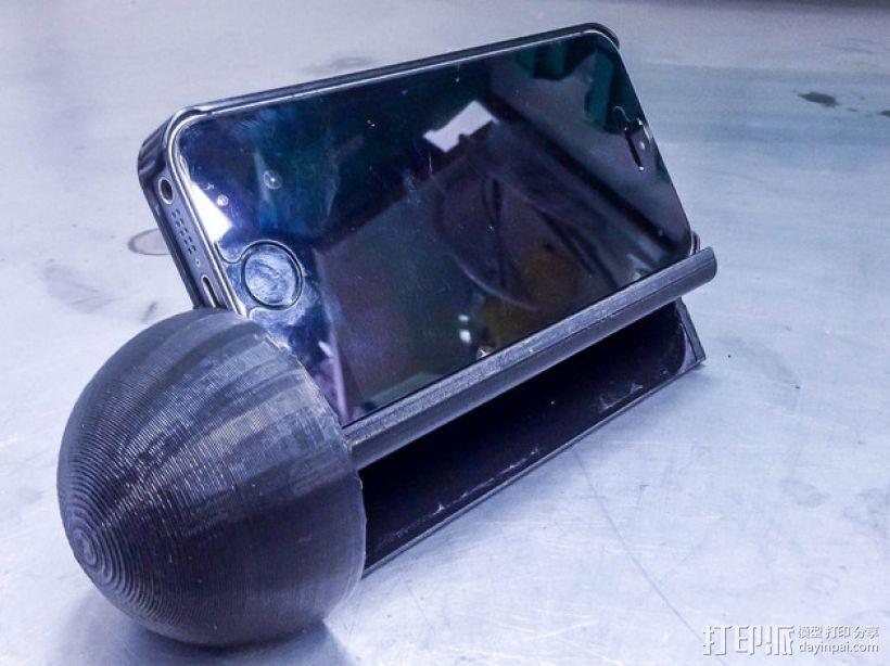 苹果手机座 3D模型  图5