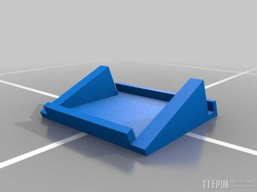 Nexus 7手机座 3D模型  图3