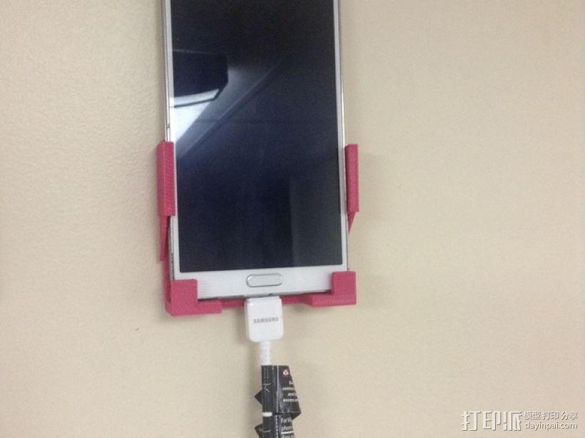 Galaxy Note 3壁挂 3D模型  图1