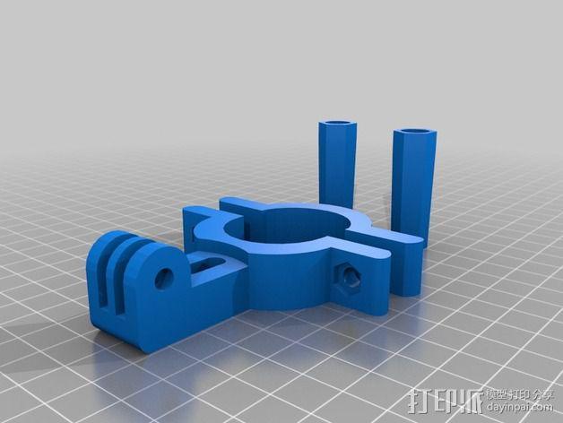 自行车配件 3D模型  图2