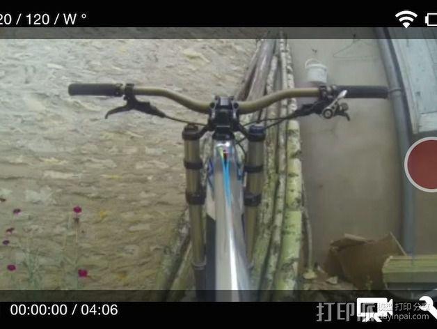 自行车配件 3D模型  图7