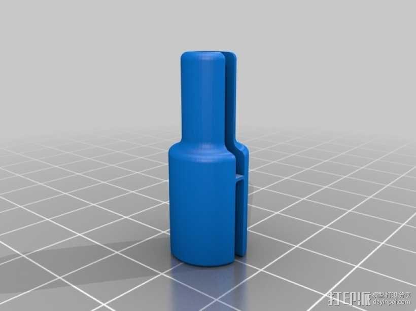 充电器绕线器 3D模型  图6