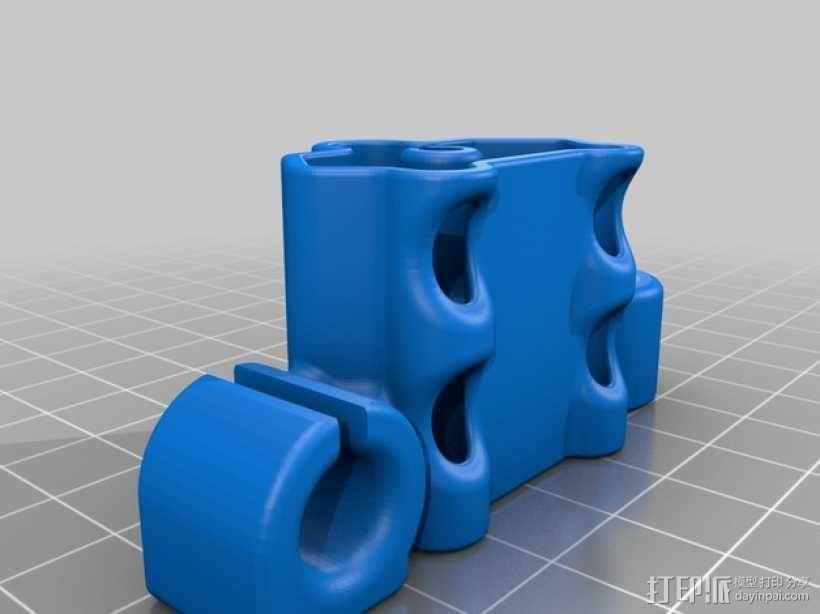 充电器绕线器 3D模型  图10