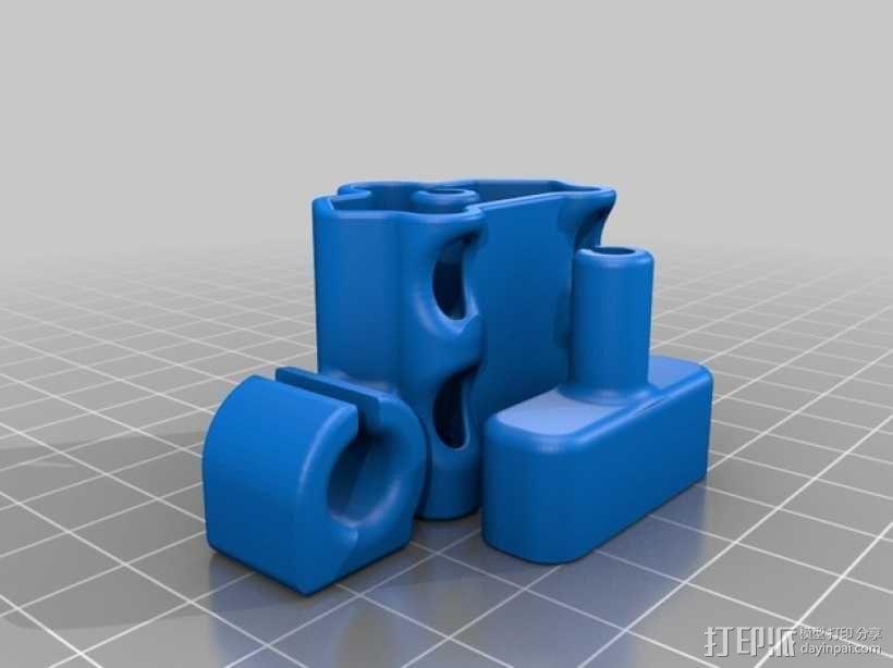 充电器绕线器 3D模型  图11