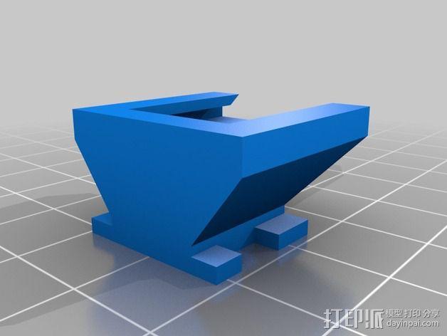 索尼通用多界面适配器 3D模型  图2