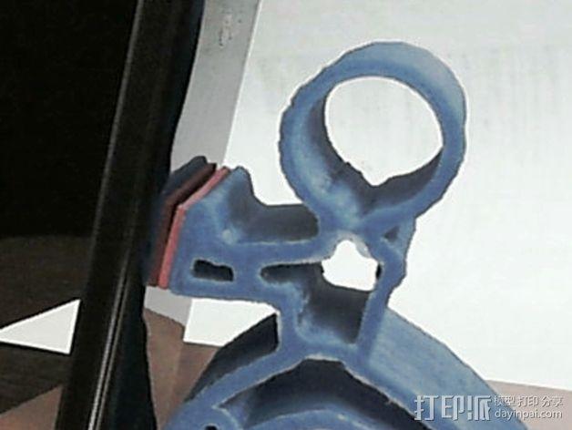 手机座 3D模型  图3