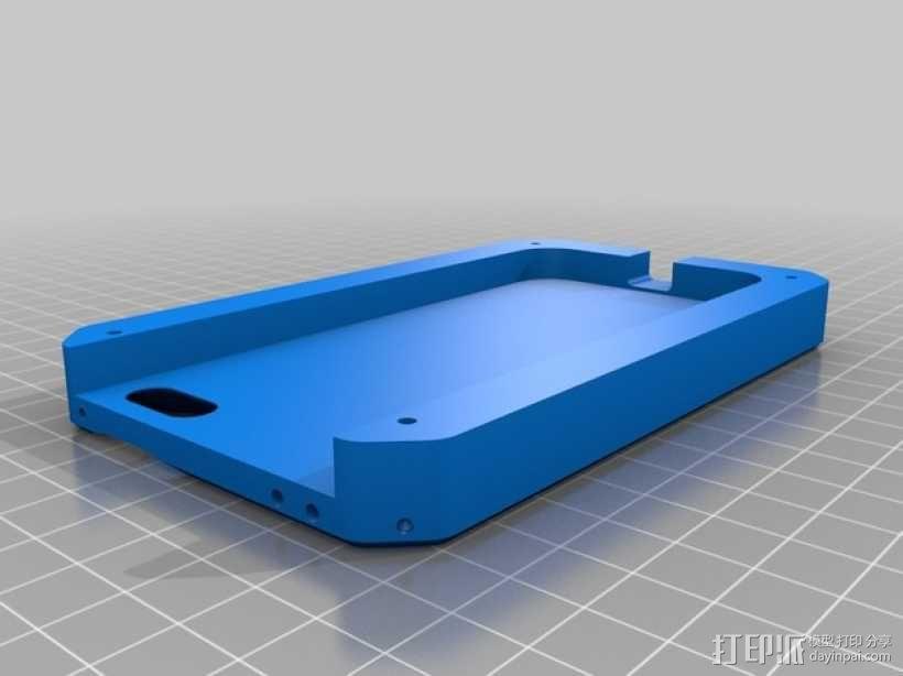 手机座 3D模型  图4
