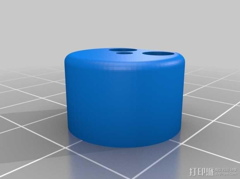 手机座 3D模型  图6