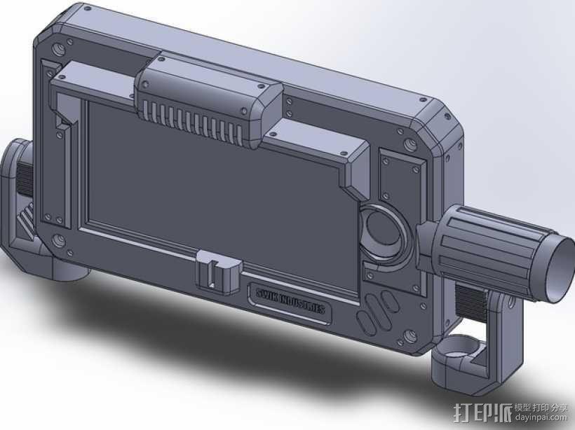手机座 3D模型  图7